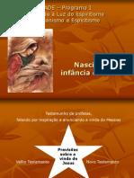 Nascimento e Infancia e Jesus