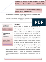 Antidepressant Activity of Tramadol