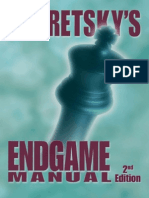 New releases] dvoretsky s endgame manual by mark dvoretsky.