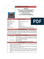 CV Afrizal