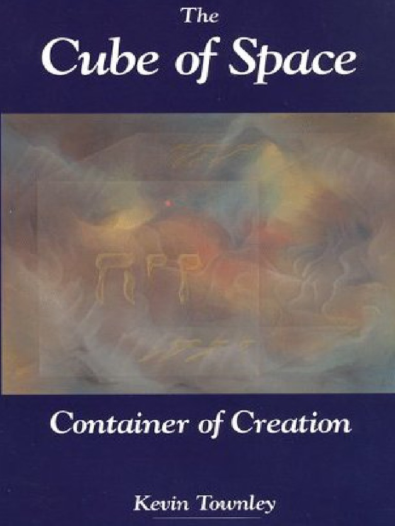 Kevin townley the cube of space hermetic qabalah religion and belief fandeluxe Image collections