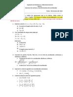 Ejercicios teoria electromagnetica
