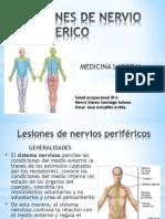 Lesiones de Nervio Periferico Expo