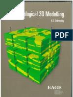 Geological 3D Modelling