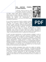 Viktor Frankl- Entrevista