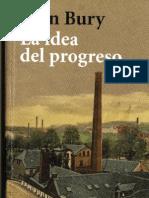 Bury John - La Idea Del Progreso