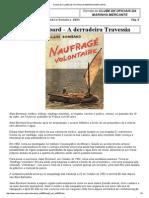 Revista Do Clube de Oficiais Da Marinha Mercante Alain Bobmbard