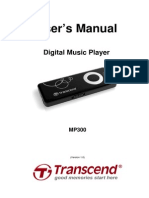 MP300 Users Manual En