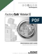 Historian SE 2.0 ProcessBook User's Guide