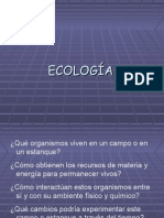 Ecologia I 1ra Smna