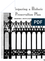 Preparing a Historic Preservation Plan - Compressed