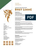Linne Resume 8-23-13
