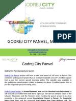 Godrej city panvel, pre launch of godrej panvel project