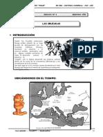 III BIM - 2do. Año - H.U. - Guía 3 - Las Cruzadas.doc