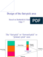 Fast Pick Area