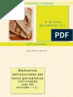 3.2.1. ACTI El Texto Periodistico (II)