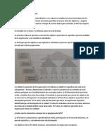 Capitulo 3 - Fundamentos de la  planeación - Mod y procesos