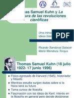 Aportaciones Fisica Thomas Samuel Kuhn