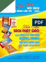 Danh mục sách Phật giáo tại nhà sách Quang Bình - Công ty Hương Trang