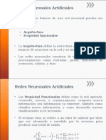 Lectura 3 Redes Neuronales
