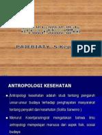 Antropologi Dan Sosiologi Kesehatan
