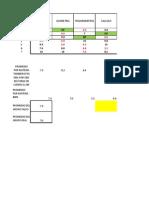 Excel Calificaciones