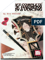 Bret Willmott - Complete Book of Harmony Theory & Voicing