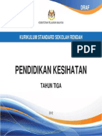 Dokumen Standard Pendidikan Kesihatan Tahun 3 (1)