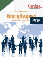 Marketing Management