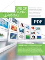 The Future of Prof Learning