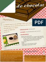 Coeur de chocolat - Rêves de France