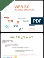 Web 20 Descripcion