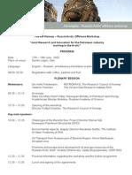 Program June 2009