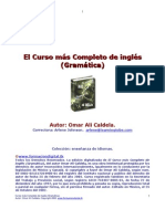 Curso Ingles Gramatica