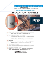 008 Handbook for Isolation Requrement