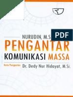Buku Komunikasi Massa