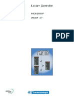 User Manual Profibus DP LMC