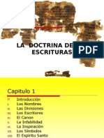 La Doctrina de Las Escrituras
