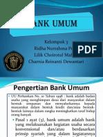 Presentasi Bank Umum