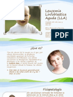 Leucemia Linfoblastica Aguda (LLA) Parte Adrian