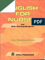 147358306 English for Nurses