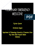 Emd166 Slide Pulmonary Emergency Medicine