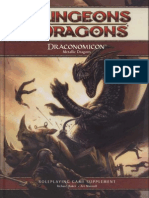 Draconomicon II - Metallic Dragons