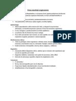 Resumen Infecciones Respiratorias - Virus Sincitial Respiratorio