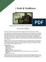 Norse Gods & Goddesses