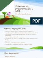 Patrones de programación y UML