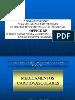 medicamentoscardiovasculares-090605143401-phpapp01
