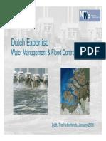 Dutch Water Management