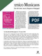 21 Marzo 2014 - La Gazzetta del Mezzogiorno