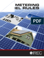 IREC Model Net Metering Rules 2009